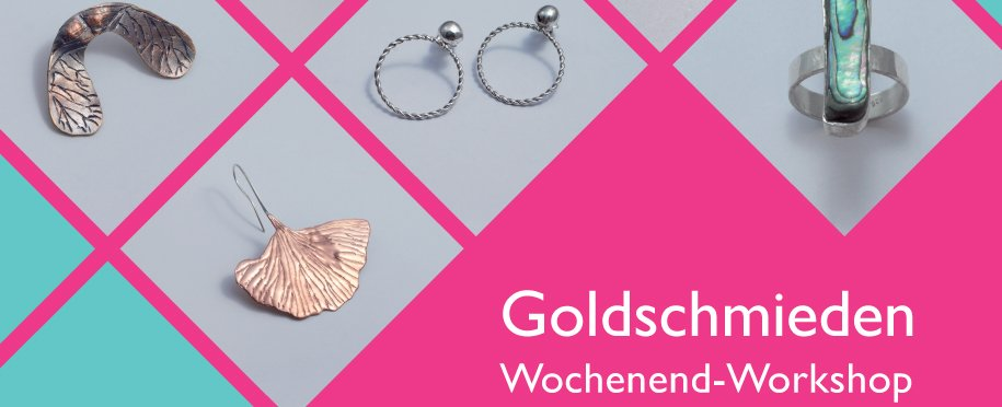Goldschmieden-Workshops